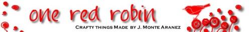 oneredrobin
