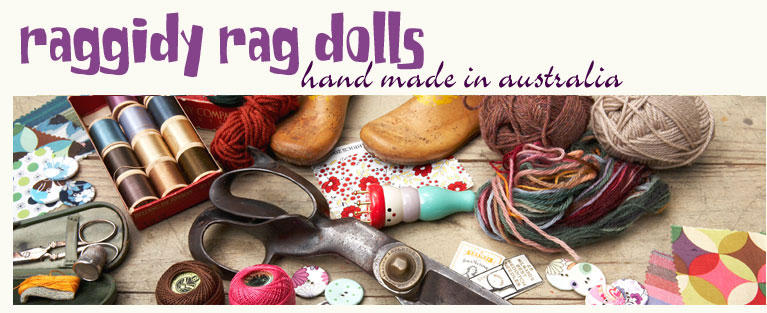 Raggidy Rag Dolls